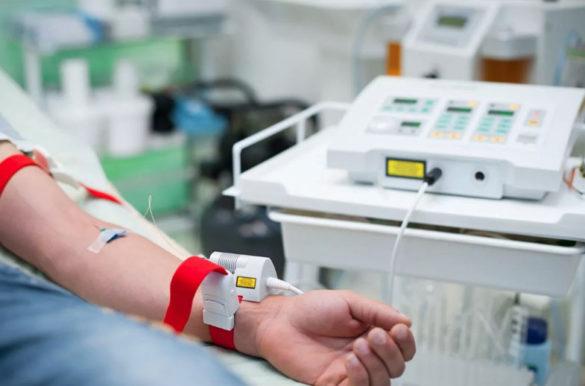 Внутривенное лазерное облучение крови (ВЛОК) Люблино